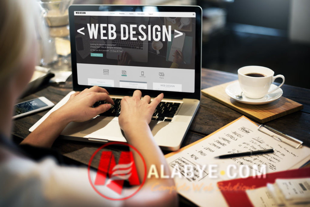 alabye website builder